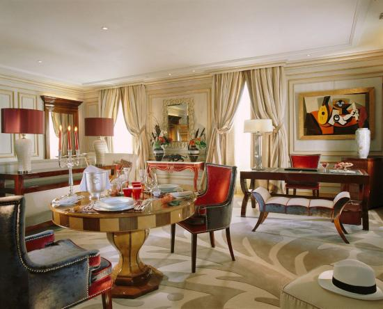 Hotel Principe Di Savoia : Imperial Suite Living Room_Suite_LOW RES
