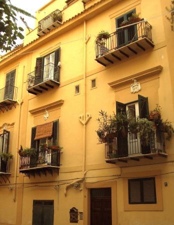 casa giuditta b b palerme italie voir les tarifs 6 avis et 31 photos. Black Bedroom Furniture Sets. Home Design Ideas