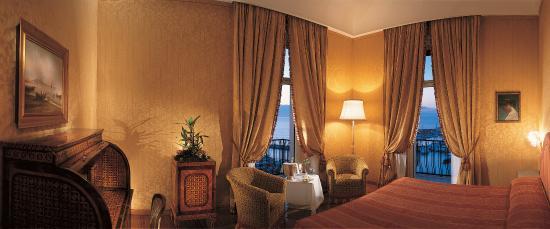Grand Hotel Vesuvio: Deluxe Top Class Suite