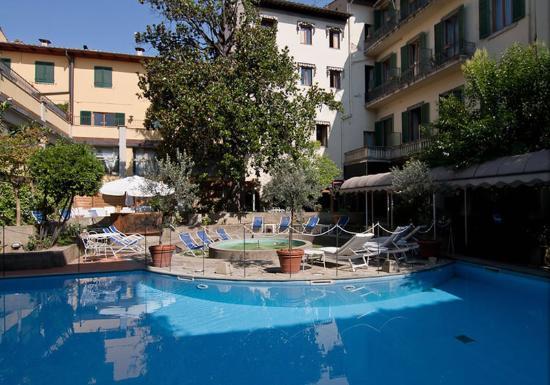 Croce di Malta Hotel: Pool