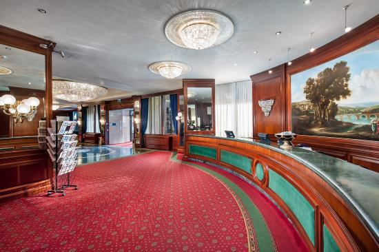 Italy Bologna Royal Hotel Carlton Hall