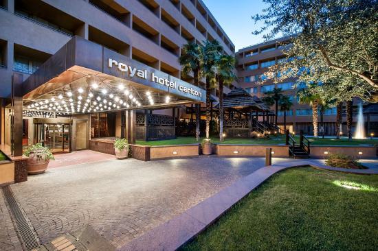 Italy Bologna Royal Hotel Carlton Exterior