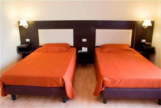 Lago Verde Hotel Restaurant & Park : Guest Room