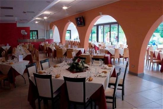 Lago Verde Hotel Restaurant & Park : Restaurant