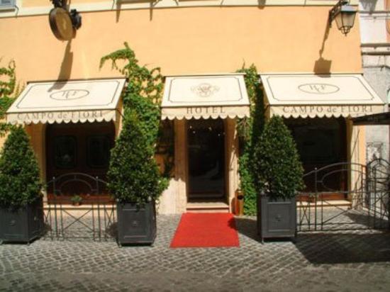 Boutique Hotel Campo de Fiori: Exterior View