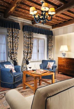 Hotel Borgo San Felice: Living