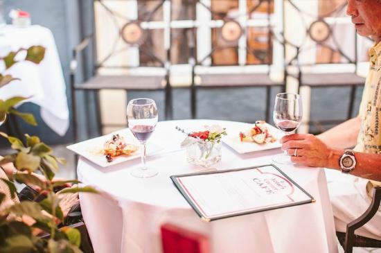 Actor's Corner Cafe: Romantic Dinner
