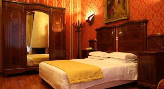 Hotel Impero: Guest Room