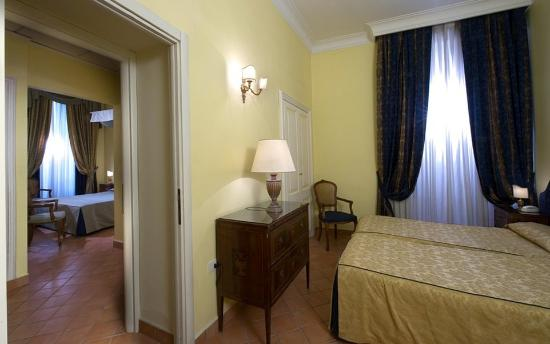 Chiaja Hotel de Charme: Guest Room (OpenTravel Alliance - Guest room)