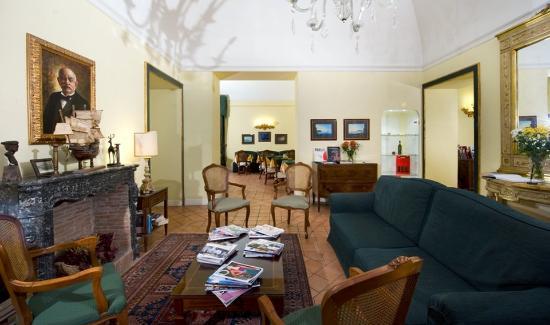 Chiaja Hotel de Charme: Lobby (OpenTravel Alliance - Lobby view)