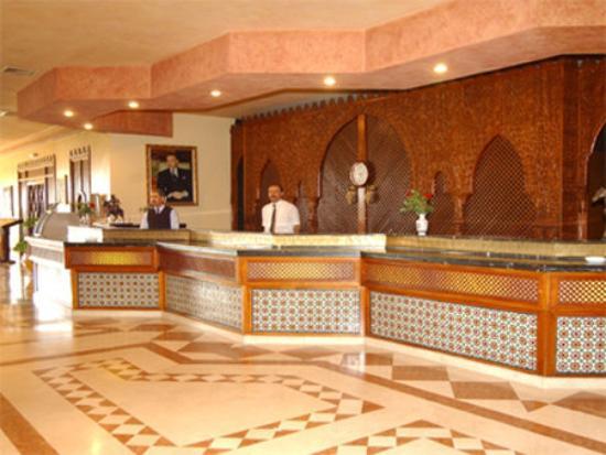 Zaki Hotel: Interior