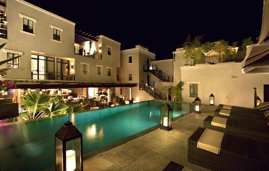 Hotel Matilda: Pool