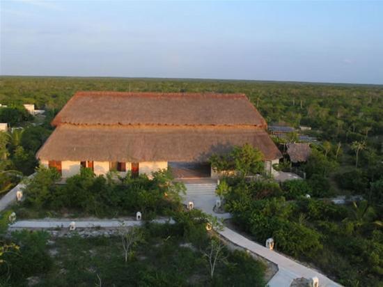 Hotel Xixim: Reception