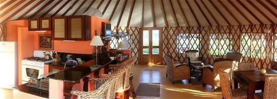 Islas Secas, Panama: Suite