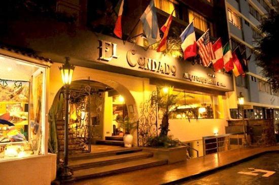 El Condado Miraflores Hotel & Suites: Exterior View