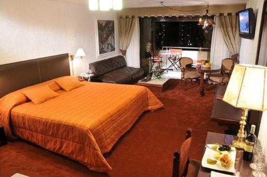El Condado Miraflores Hotel & Suites: EJECUTIVACJACYSAUNA