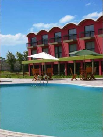 El Lago Estelar Hotel: Pool view