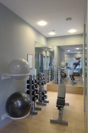 Scandic Wroclaw: Gym