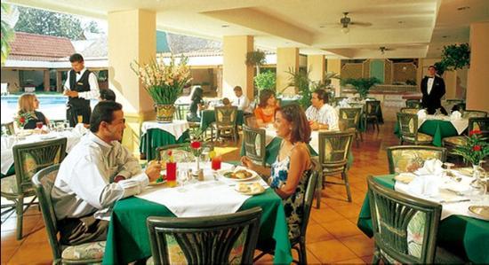 Hotel Terraza: Restaurante La Veranda