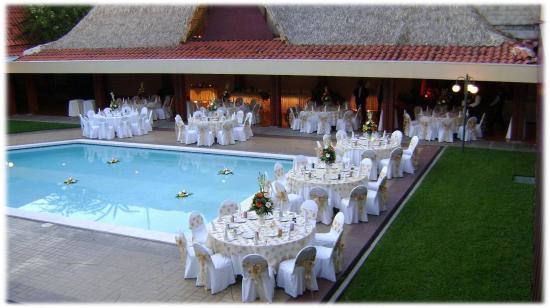 Best Western Plus Hotel Terraza: Pool event