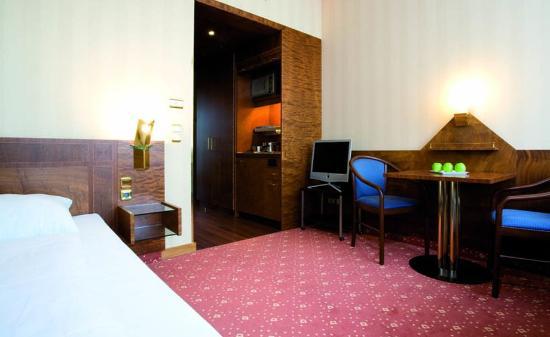 ... Room - Bild von Arsenal Palace Diament Hotel, Chorzow - TripAdvisor