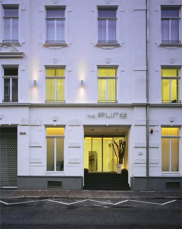 the pure frankfurt tyskland hotel anmeldelser sammenligning af priser tripadvisor. Black Bedroom Furniture Sets. Home Design Ideas
