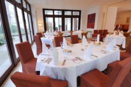 Privathotel Lindtner Hamburg: Restaurant Lilium