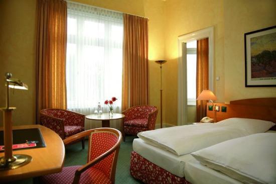 Hotel Vorbach Hamburg Avis