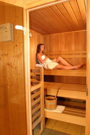 sauna foto van dormotel europa halle halle saale tripadvisor. Black Bedroom Furniture Sets. Home Design Ideas