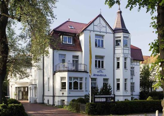 Ringhotel Strandblick : Exterior view Strandblick