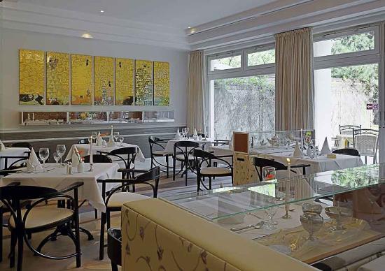 Ringhotel Strandblick : Restaurant Strandblick