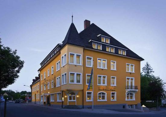 Stockach, Deutschland: Exterior view Zum Goldenen Ochsen