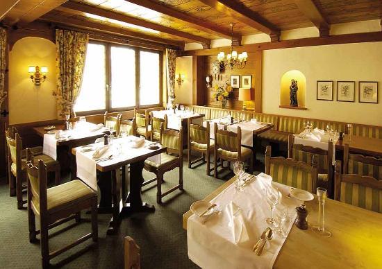 Ringhotel Zum Goldenen Ochsen: Restaurant Zum Goldenen Ochsen