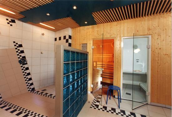 Hotel Lechnerhof: health area