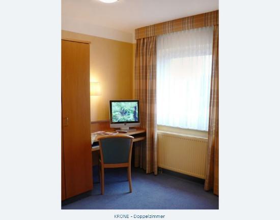 Helmstadt, Alemania: Room View