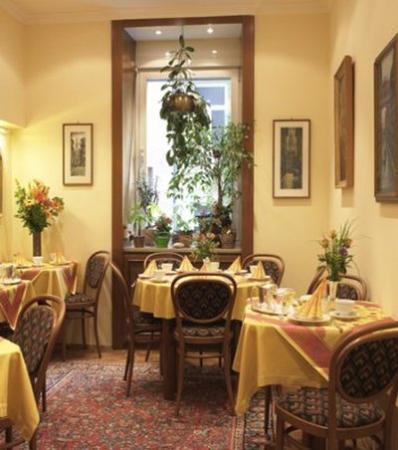 Hauser Hotel: Gastronomy