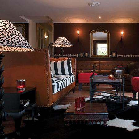 Hotel Restaurant Villino: Villino bar