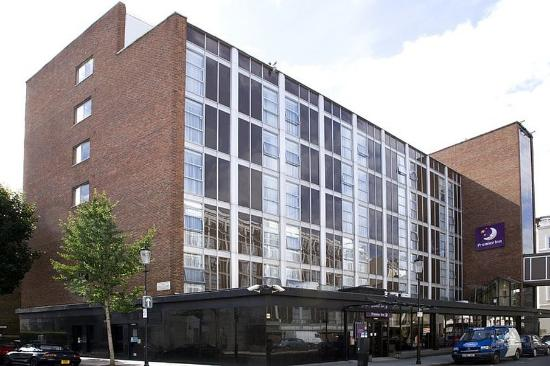 Premier Inn London Kensington (Earl's Court) Hotel: Exterior