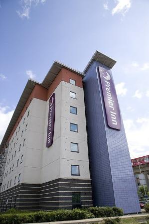 Premier Inn London Docklands (Excel) Hotel: Exterior