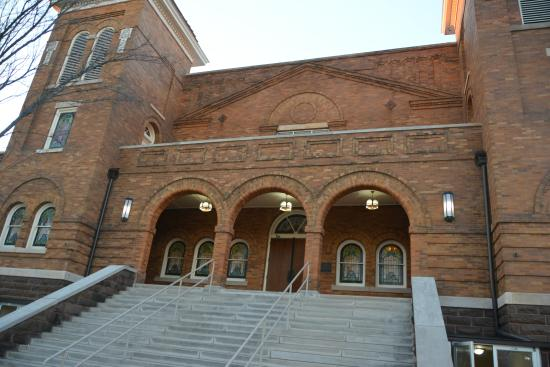 16th Street Baptist Church : Front View of Church