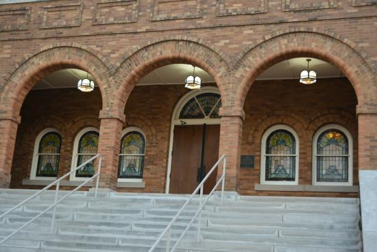 16th Street Baptist Church : Entrance