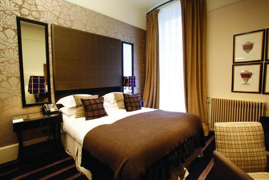 Malmaison Hotel: Guest Room