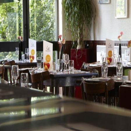 Campanile Runcorn: Restaurant