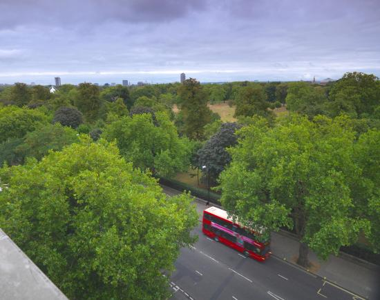 Thistle Kensington Gardens: Executive Double View