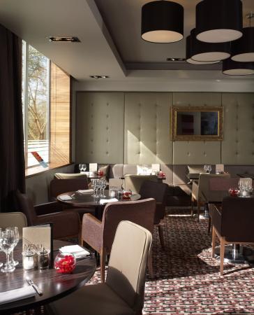 Thistle Kensington Gardens: Restaurant