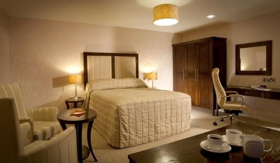 Malone Lodge Hotel & Apartments: Guest Room