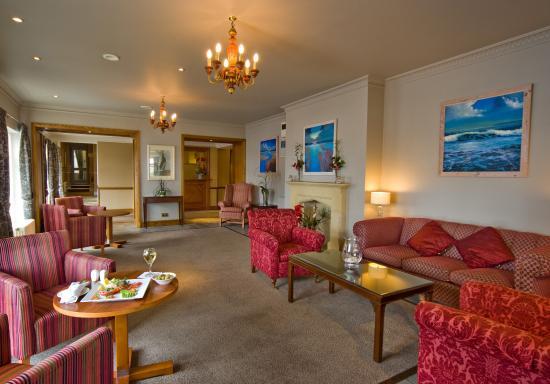Somerville Hotel: Reception
