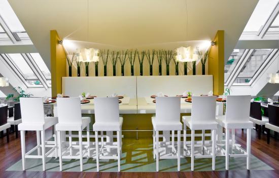 Grand Hotel Wien: Unkai Restaurant