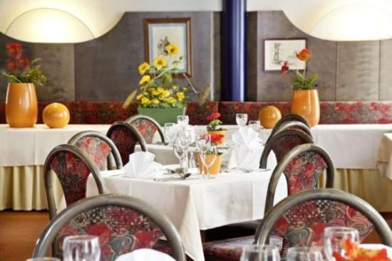 Alpinpark: Restaurant