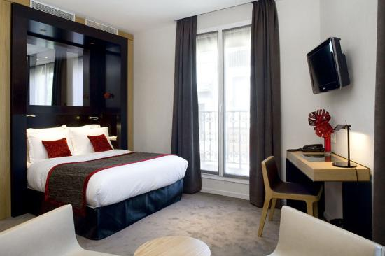 Hotel Marceau Champs Elysees: Junior Suite - roompart